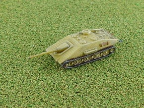 """German E-100 """"Krokodil"""" Tank Destroyer 1/285 6mm in Smooth Fine Detail Plastic"""