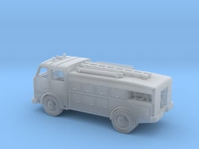 Pegaso-1090-Comet-Bombero-H0 in Smoothest Fine Detail Plastic
