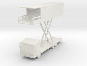 Econic Catering Truck (high) 1/160 in White Natural Versatile Plastic