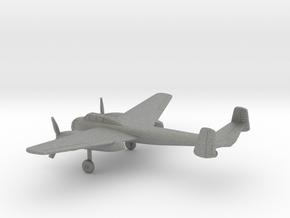 Saab B-18B in Gray PA12: 1:200
