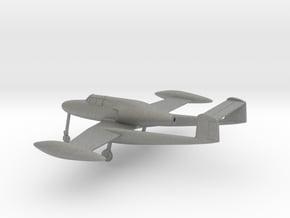 Saab J.21R in Gray PA12: 1:160 - N