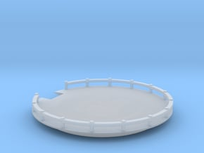 Helipad Flat 1/220 in Smooth Fine Detail Plastic