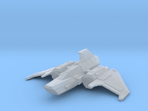Xyston Stealth Interceptor in Smooth Fine Detail Plastic: Small