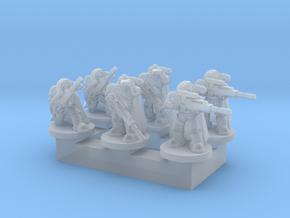Vanguard Legion Exterminators in Smooth Fine Detail Plastic: Small