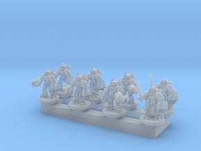 Vanguard Legion Instigators w/ Commander in Smooth Fine Detail Plastic