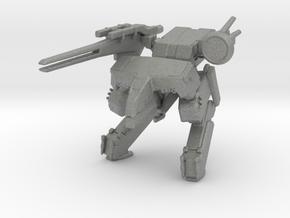 MG Rex 6mm mech Infantry miniature model Epic scif in Gray PA12