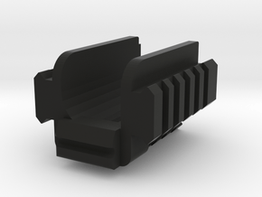cz58 short rail with 3 rails MK2 in Black Natural Versatile Plastic