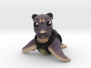SeaDog Creature in Full Color Sandstone