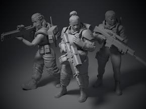 Guardsmen - Squad in Smoothest Fine Detail Plastic