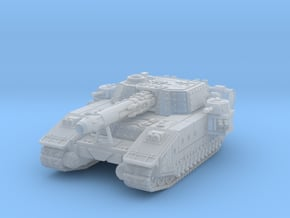 Super Heavy Tank Charlie in Smooth Fine Detail Plastic