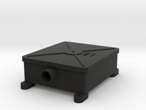 Spitfire Small suppressor in Black Natural Versatile Plastic