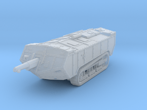 Saint Chamond tank WW1 in Smoothest Fine Detail Plastic: 1:200