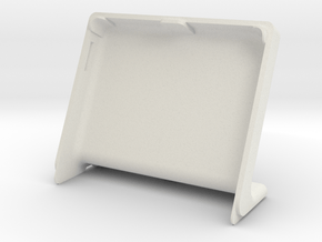 LargeCover f. pimoroni HyperPixel 4.0 Non-Touch in White Natural Versatile Plastic