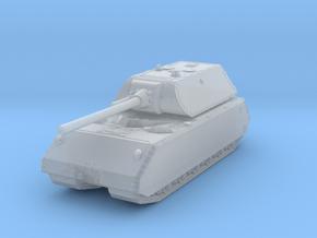 Maus Panzerkampfwagen VIII in Smoothest Fine Detail Plastic: 1:220 - Z