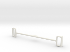 Lenovo Ideapad 320 Laptop airflow cooling spacer in White Natural Versatile Plastic