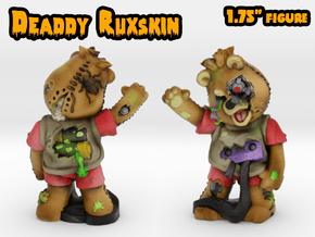 "Deaddy Ruxskin 1.75"" Figurine in Natural Full Color Sandstone"