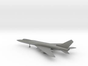 Tupolev Tu-128 Fiddler-B in Gray PA12: 6mm