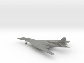 Tupolev Tu-160 Blackjack in Gray PA12: 1:600