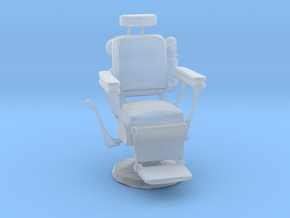 Printle Thing Barber Chair - 1/64 in Smooth Fine Detail Plastic