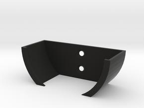 Wall Holder for Alexa in Black Natural Versatile Plastic
