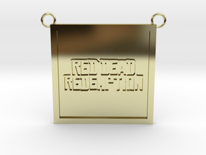 Red Dead Redemption (Contact to Add Stones) in 18K Yellow Gold