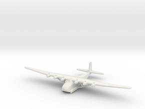 Me-323 Gigant 1/100 Scale in White Natural Versatile Plastic
