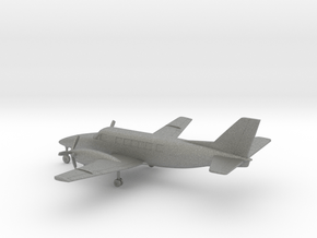 Beechcraft Model 99 Airliner in Gray PA12: 1:160 - N