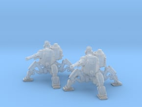 Mechanic Dune Walker 6mm vehicle miniature model in Smooth Fine Detail Plastic