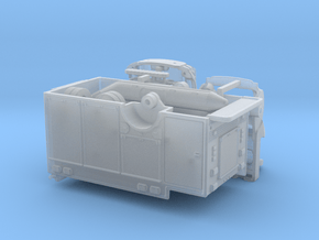 1/64 Terrastar Medium Duty Heavy Rescue in Smooth Fine Detail Plastic