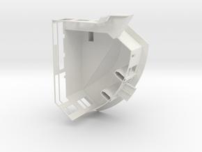 23 SmallBuiding_V2 in White Natural Versatile Plastic