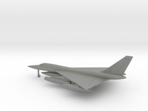 Convair B-58 Hustler in Gray PA12: 1:400