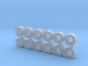 01 155 Kronprinz klein 6er in Smoothest Fine Detail Plastic