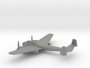Saab B-18B (w/o landing gears) in Gray PA12: 1:200