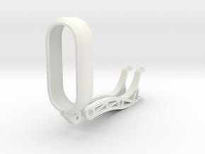 Insta360 Go mount for Armattan Tadpole in White Natural Versatile Plastic