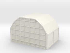 AAA Air Cargo Container 1/144 in White Natural Versatile Plastic
