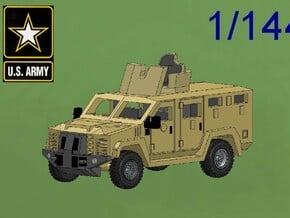 Bearcat G3 Army in Gray PA12: 1:144