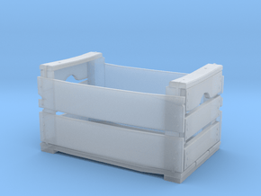 Printle Thing Wood Crate - 1/24 in Smooth Fine Detail Plastic
