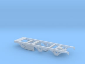 BROAD 0-6-0 - PLATO Chassis (& Body if...) in Smooth Fine Detail Plastic