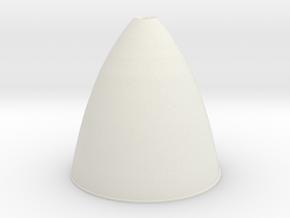 Descent engine in White Natural Versatile Plastic