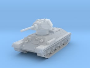 T-34-76 1941 STZ mid 1/144 in Smooth Fine Detail Plastic
