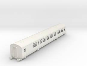 o-87-cl120-buffet-centre-coach in White Natural Versatile Plastic