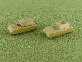 """Porsche Type 205 Super Heavy Tank """"Maus"""" 1/285 in Smooth Fine Detail Plastic"""