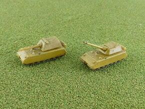 Porsche Type 205 Maus Tank Variants 1/285 in Smooth Fine Detail Plastic