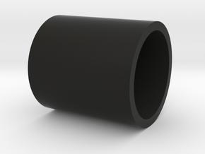 WS Dean 4pin Alliant connector socket in Black Natural Versatile Plastic