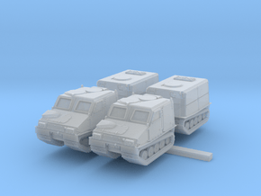 BV 206 S 1:200 in Smooth Fine Detail Plastic