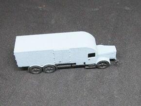 1/144 Vomag Furniture truck in White Natural Versatile Plastic