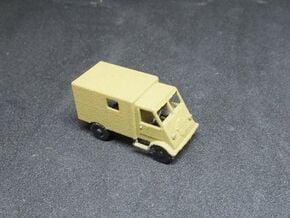 1/120 Peugeot DMA Ambulance TT scale in White Natural Versatile Plastic