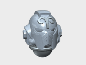 10x Sons of Aries - G:10 Prime Helmets  in Smooth Fine Detail Plastic