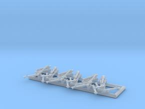 Soltam M-71 155mm in Smooth Fine Detail Plastic: 1:700