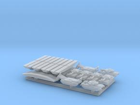 Centurion AVRE & AVLB (CW) in Smooth Fine Detail Plastic: 1:700